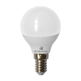 YX-G45BU27  LED G45 Bulb Dimmable E14 3-7W